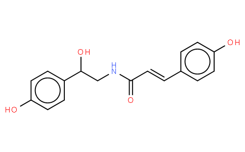 N-p-CouMaroyloctopaMine