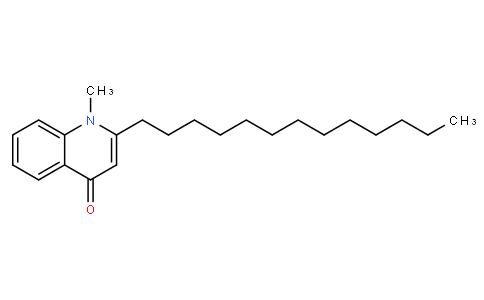 1-Methyl-2-tridecylquinolin-4(1H)-one