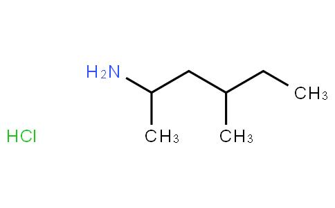 4-Methyl-2-hexanamine hydrochloride