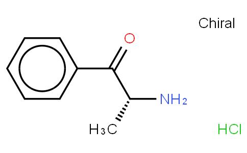 R(+)-CATHINONE HYDROCHLORIDE