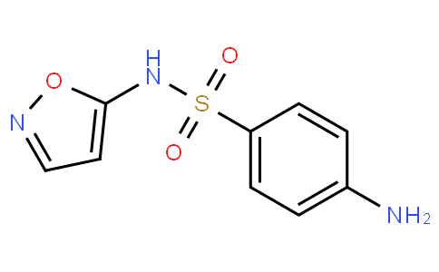 N-(Isoxazol-5-yl)sulphanilamide