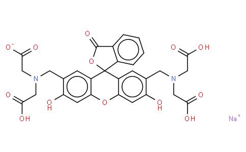 CALCEIN DISODIUM SALT, INDICATOR FOR COM PLEXOMETRY