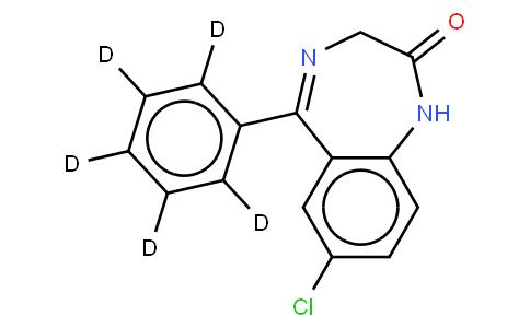 NORDIAZEPAM-D5