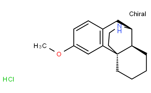 (9S,13S,14S)-3-METHOXYMORPHINAN HYDROCHLORIDE