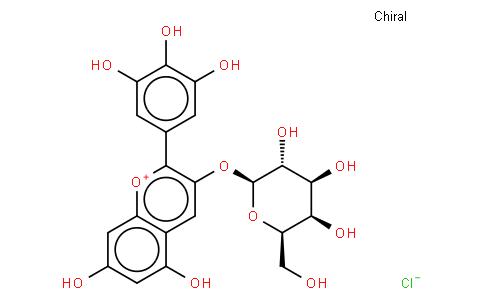 DELPHINIDIN-3-GALACTOSIDE