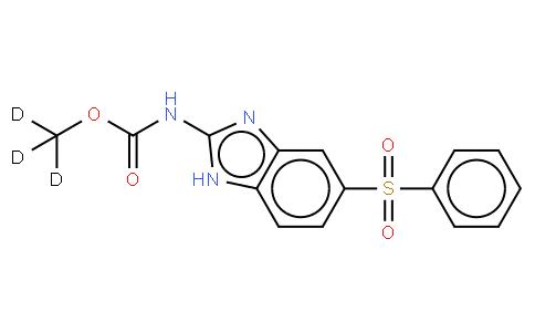 Fenbendazole sulfone-D3