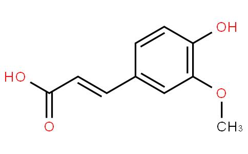 (E)-3-(4-Hydroxy-3-methoxyphenyl)acrylic acid