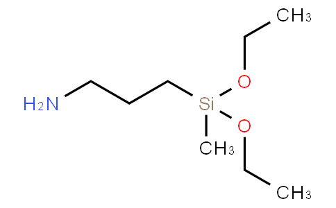 3-Aminopropyl-methyl-diethoxysilane