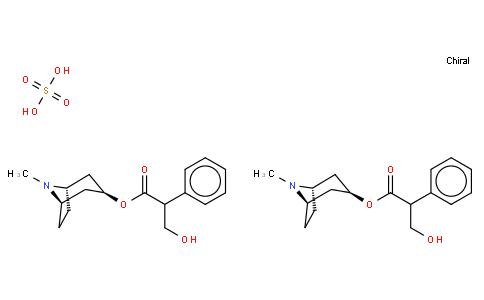 Atropine sulfate