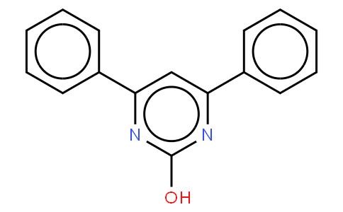 2-hydoxy-4,6-diphenyl-pyrimidine