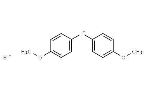 bis(p-methoxyphenyl)iodonium bromide