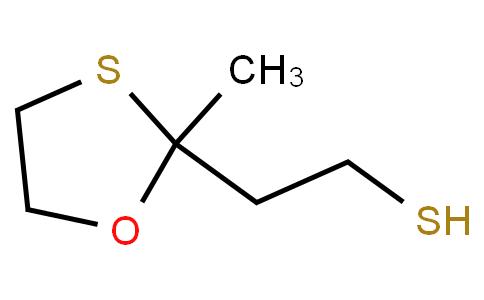 2-(2-methyl-1,3-oxathiolan-2-yl)ethanethiol