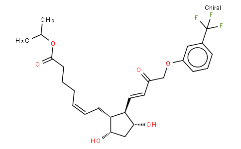 15-keto fluprostenol isopropyl ester