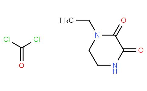 4-Ethyl-2,3-dioxopiperazine carbonyl chloride
