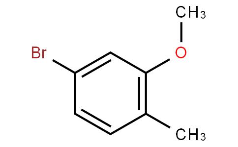4-bromo-2-methoxytoluene