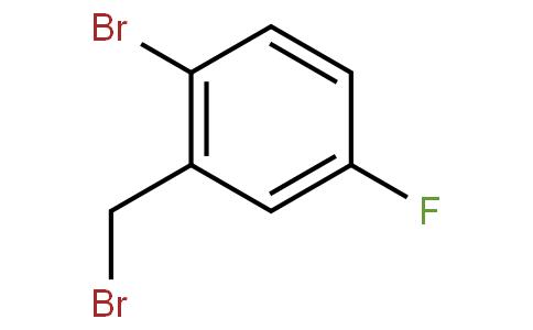 2-Bromo-5-fluorobenzylbromide