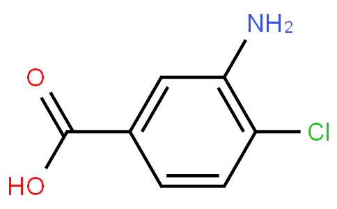 3-Amino-4-chlorobenzoic acid