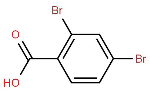 2,4-Dibromobenzoic Acid