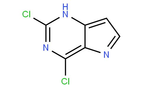 2,4-Dichloropyrrolo[3,2-d]pyrimidine