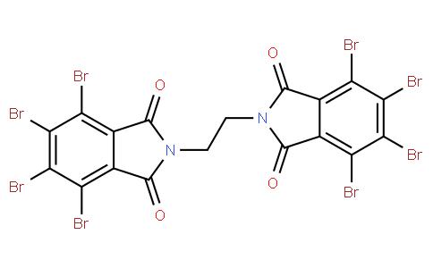 1,2-Bis(tetrabromophthalimido) ethane