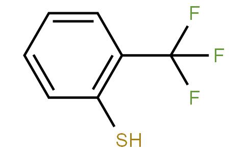 2-Trifluoromethyl thiophenol