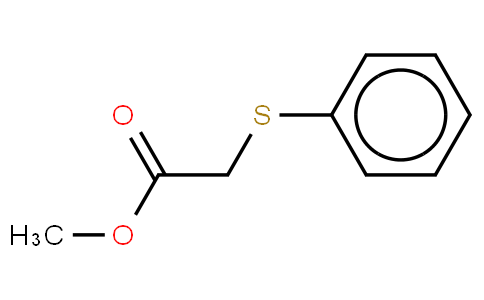 Methyl(phenythio) acetate