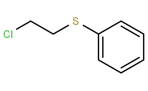 [(2-Chloroethyl)thio]benzene