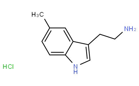5-methyl tryptamine hydrochloride