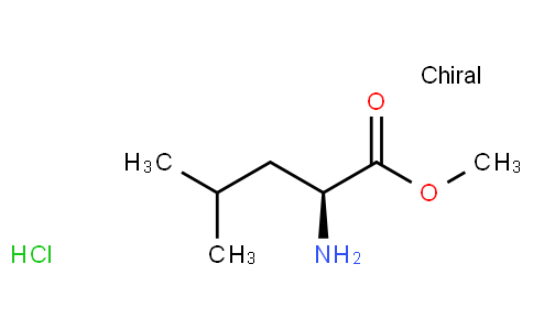 Methyl L-leucinate hydrochloride