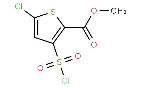 Methyl 5-chloro-3-chlorosulfonyl-2-thiophene carboxylate