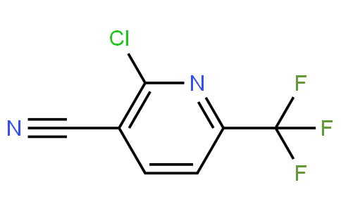 2-Chloro-6-(trifluoromethyl)nicotinonitrile