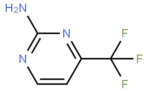 2-Amino-4-(trifluoromethyl)pyrimidine