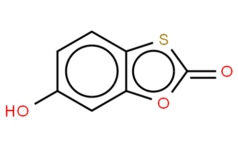 6-羟基-1,3-苯唑硫醇-2-酮