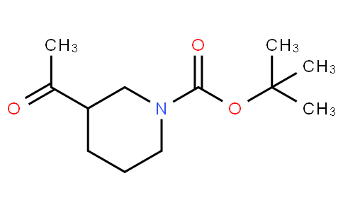 tert-Butyl 3-acetylpiperidine-1-carboxylate