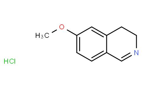 3,4-Dihydro-6-methoxyisoquinoline hydrochloride