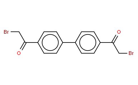 1,1'-(1,1'-Biphenyl)-4,4'-diylbis(2-bromoethan-1-one