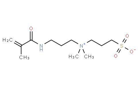 3-SULFOPROPYLDIMETHYL-3-METHACRYLAMIDOPROPYLAMMONIUM INNER SALT