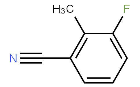 2-Methyl-3-Fluoro benzonitrile