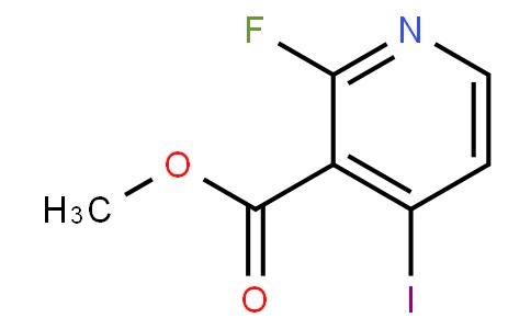Methyl 2-Fluoro-4-iodopyridin-3-ylcarbanate