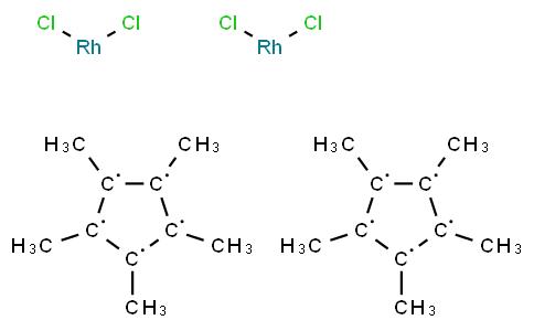 Bis[(pentamethylcyclopentadienyl)dichloro-rhodium]