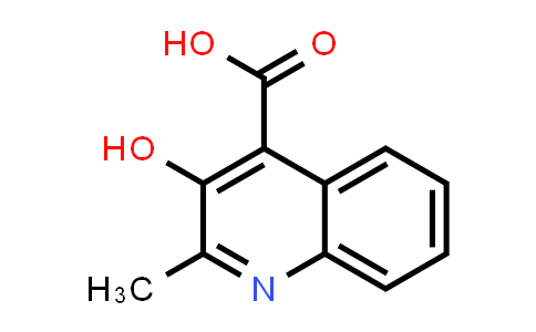 M11339 | 3-Hydroxy-2-methyl-4-quinolinecarboxylic acid