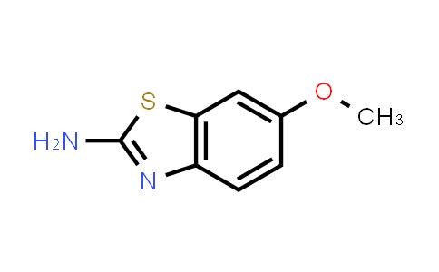 M11334 | 1747-60-0 | 2-Amino-6-methoxybenzothiazole