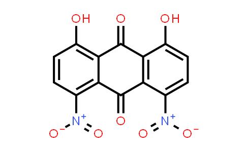 M11341 | 1,8-Dihydroxy-4,5-dinitroanthraquinone
