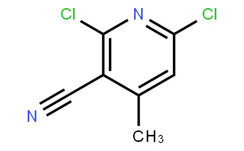 M10129   2,6-Dichloro-4-methylnicotinonitrile