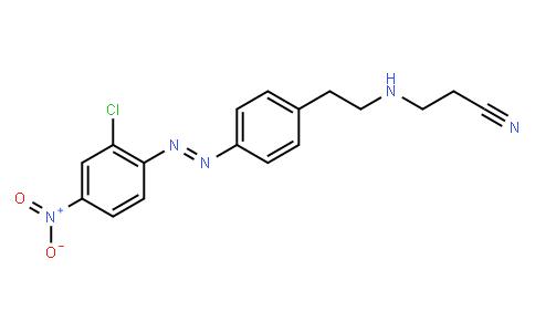 M10134 | 3-[[4-[(2-chloro-4-nitrophenyl)azo]phenyl]ethylamino]propiononitrile