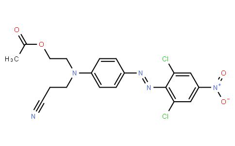 M10137 | 2-[N-(2-Cyanoethyl)-4-[(2,6-dichloro-4-nitrophenyl)azo]anilino]ethyl acetate