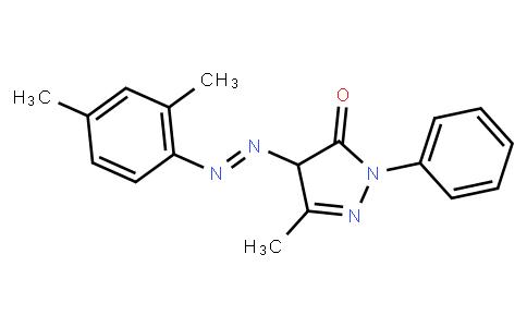 M10213 | 4-[(2,4-Dimethylphenyl)azo]-2,4-dihydro-5-methyl-2-phenyl-3H-pyrazol-3-one