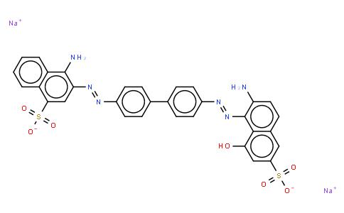 M10354 | disodium 4-amino-3-[[4'-[(2-amino-8-hydroxy-6-sulphonatonaphthyl)azo][1,1'-biphenyl]-4-yl]azo]naphthalene-1-sulphonate