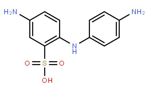 M10454   119-70-0   5-Amino-2-[(4-aminophenyl)amino]benzenesulfonic acid