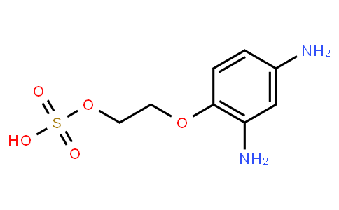 M10490 | 2-(2,4-Diaminophenoxy)ethanol sulfate